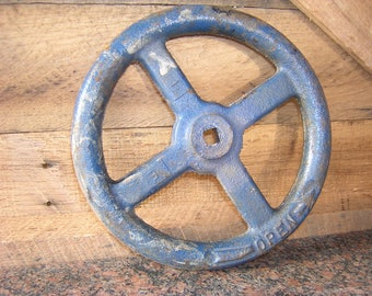 Valve handle--7 inch diameter