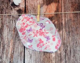 Pick the length - Small/Medium/Large/XL Pad – Butterflies - cotton