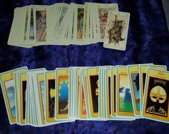 Viking Tarot Card Reading