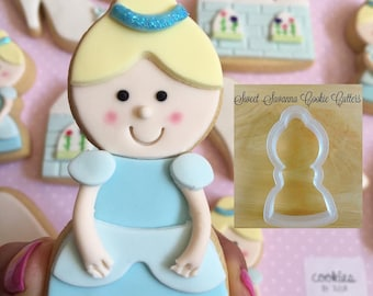 Princess Cookie Cutter No2
