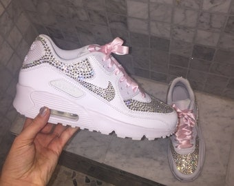 Adult size bling Nike AirMax 90s