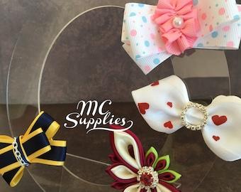 Hair clip display,acrylic hairpin holder,acrylic display,hair bow display,hair clip stand,craft fairs display,hair accessory display.