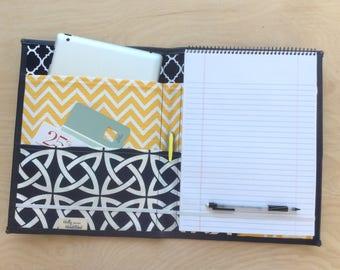 Legal Notepad Holder Padfolio Portfolio