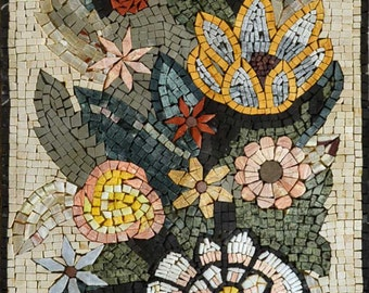 Mosaic Designs - Aloe Vera