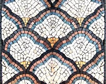 Mosaic Designs - Shells