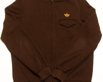 70s vintage adidas jacket made in france vintage jersey
