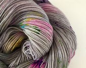 The Lost Girls - Hand Dyed Sock Yarn - 80 sw merino/20 nylon