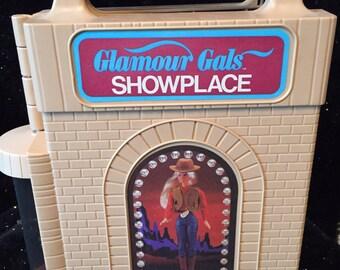 Vintage Kenner Glamour Gals doll case