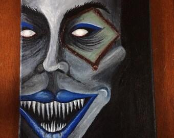 Portrait of a Demon