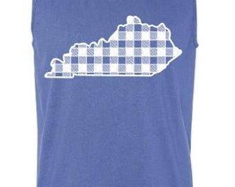 University of Kentucky Shirt-Kentucky Shirt-UK Shirt-Kentucky Tshirt-University of Kentucky Shirt-UK tshirt-Kentucky Tank-Kentucky Plus Size