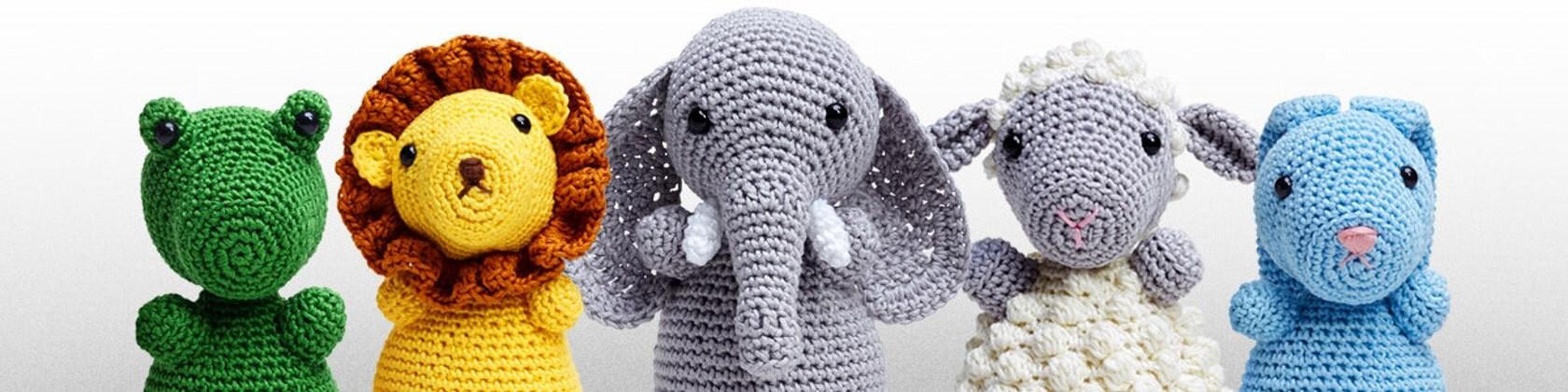 Crochet Animals & Amigurumi Patterns by KATShandmadeitems ...