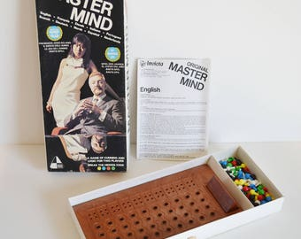 1972 Master Mind Original by Invicta Plastics USA Ltd.