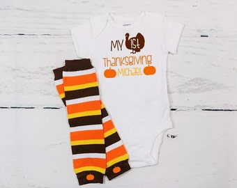 baby boys first thanksgiving outfit baby boys first thanksgiving shirt my first thanksgiving outfit boys first turkey day shirt outfit