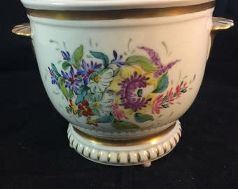 Antique German Jardiniere/Cache Pot Made In Germany