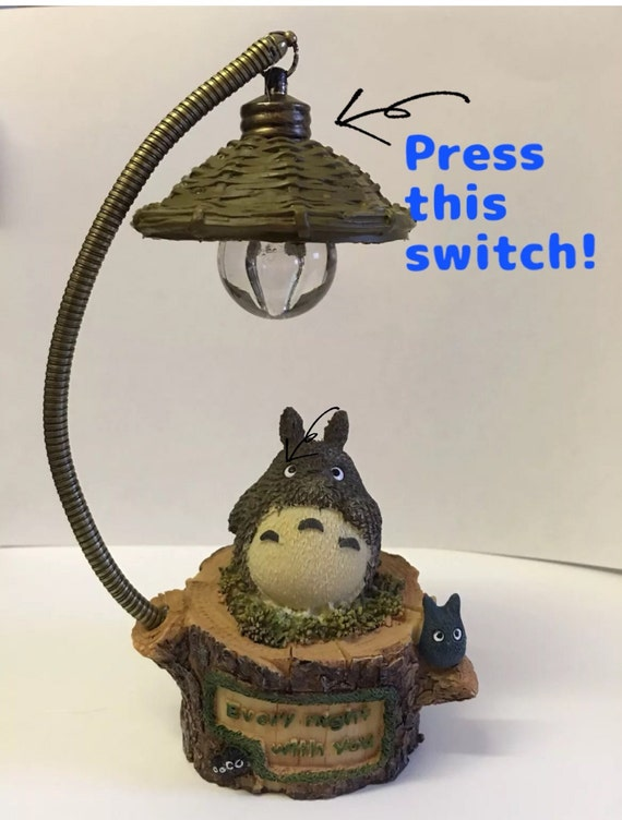 Totoro Night Light