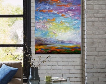 Wall Art, Canvas Art, Original Painting, Abstract Painting, Bedroom Wall Art, Large Art, Large Abstract Art, Canvas Painting, Abstract Art