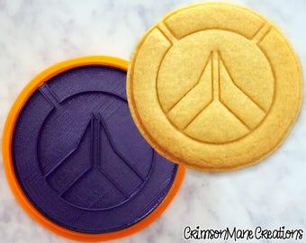 Overwatch Cookie Cutter