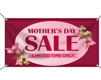 Mother's Day Special Banner 3' x 5'