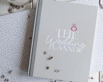 Wedding Planner Notebook and Journal