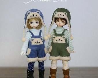 Nigo-bjd clothes={ Whose bear }= for Yosd