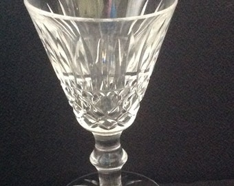 Waterford Tramore Pattern Port Wine Glass