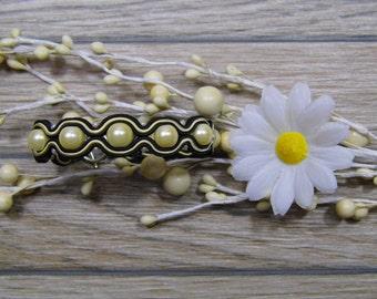 bracelet  / soutache technique / handmade (nr380)