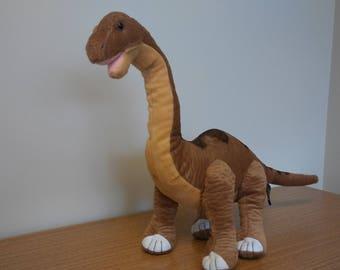 1994 Brontosaurus Plush