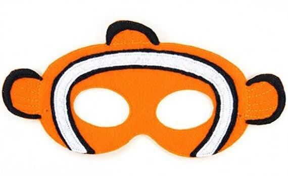 Nemo Mask Finding Nemo...