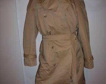 gabardine jacket/coat