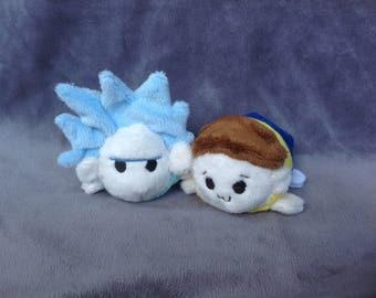 Custom Rick and Morty Tsum Plush