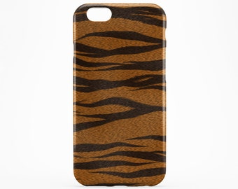 Tiger Stripe iPhone Case Style iPhone 7 Tiger iPhone 6 Case iPhone 7 Plus Leopard Galaxy Case iPhone 6 Plus Case iPhone SE Case iPhone 4-5