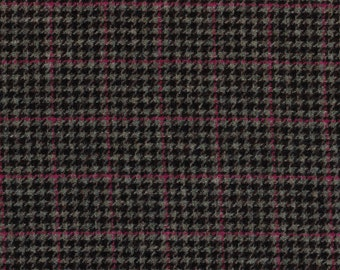 1693/31 Scottish Tweed Fabric 100% Pure Wool By The Metre