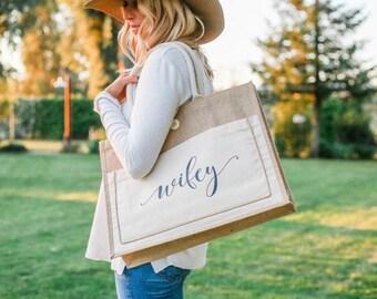 wifey tote bag. Bride gift. wifey beach bag. Honeymoon beach bag. Bridal shower gift. Bachelorette party tote bags. Bachelorette beach bag