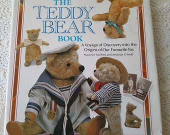 "The Teddy Bear Book by Maureen Stanford and Amanda O""Neill"