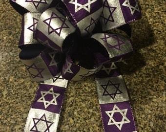 Hanukkah Bow