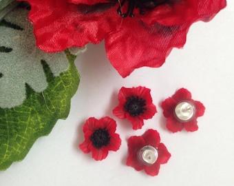 Poppy Earrings Small