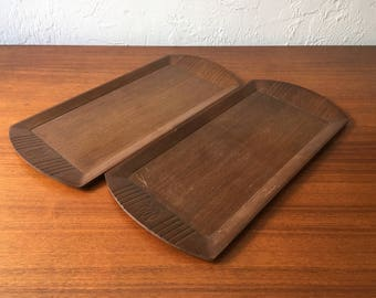 Toastmaster serving trays
