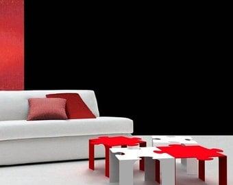 "Beautifull Puzzle Table ""IN"" - Modular coffee table (Caoscreo)"
