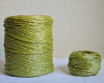 Italian decorative strip shape yarns, 50g / 1,76 oz balls
