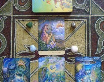 4 Card Nature Reading