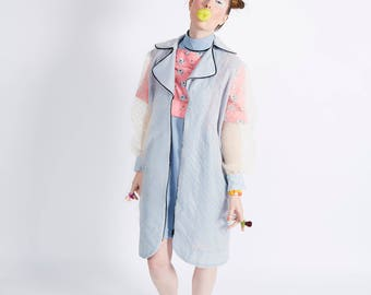 Sweet Treatments Oversized Jacket - Spring/Summer 16/17 - Size 8/10AUS - ONE OF A KIND