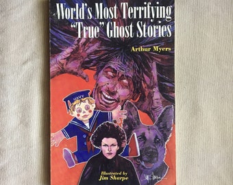 """World's Most Terrifying """"True"""" Ghost Stories"""