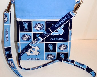 UNC Tarheels Cross body bag
