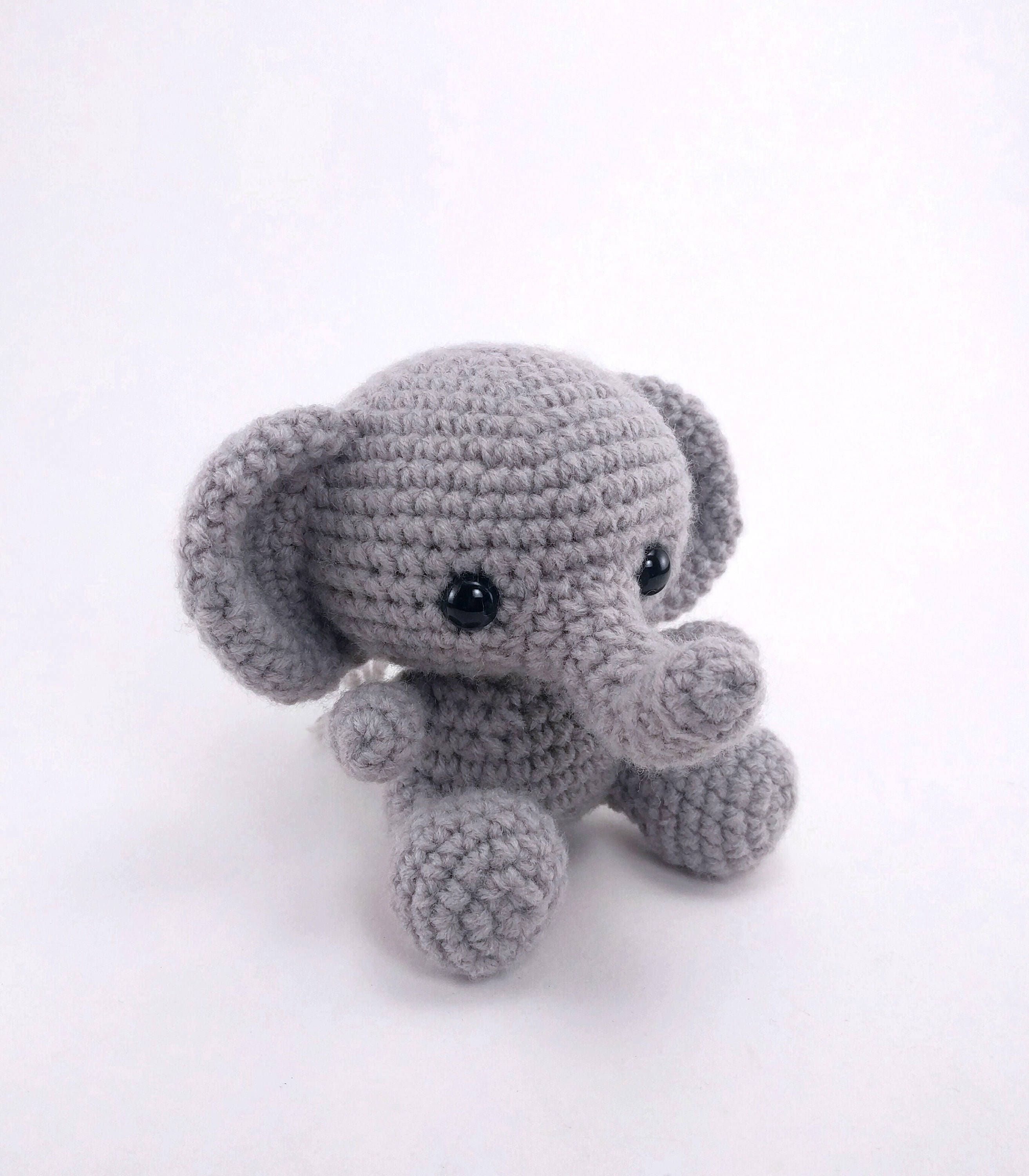 pattern crochet elephant pattern amigurumi elephant. Black Bedroom Furniture Sets. Home Design Ideas