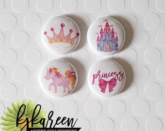 "Badge 1 ""- Princess"