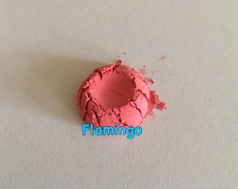 Loose Mineral Eyeshadow in Flamingo