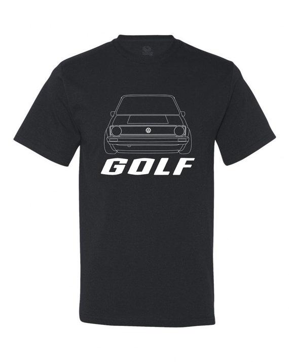 Golf mk1 shirt with design custom t shirt custom graphic for Personalised golf shirts uk