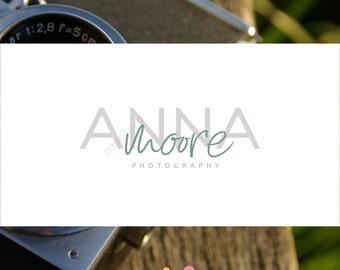 Logo design / Branding package / Photography logo / Minimalist logo / Signature logo / Initials logo / Elegant logo design - F3