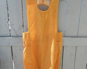 Grandma's Favorite full apron - full coverage, small to medium size