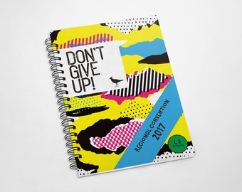 LEVEL 3 Age 9-11 Don't Give Up 2017 Convention. Kids Activities. PRINTED